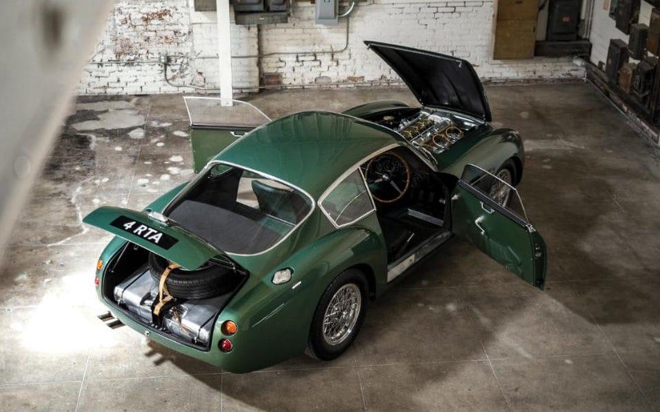 Aston Martin DB4 GT -6