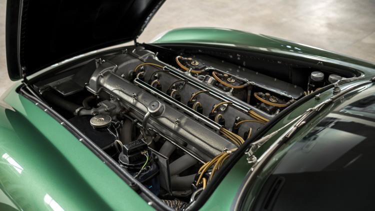 Aston Martin DB4 GT -7