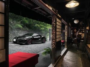 Black Acura NSX -5