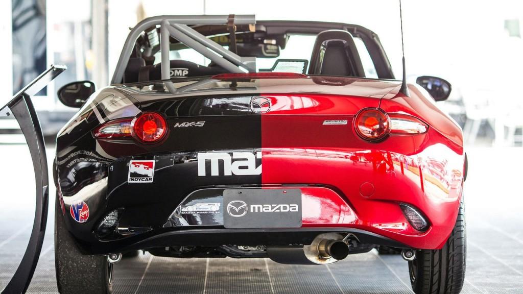 Mazda MX-5 Halfie -3