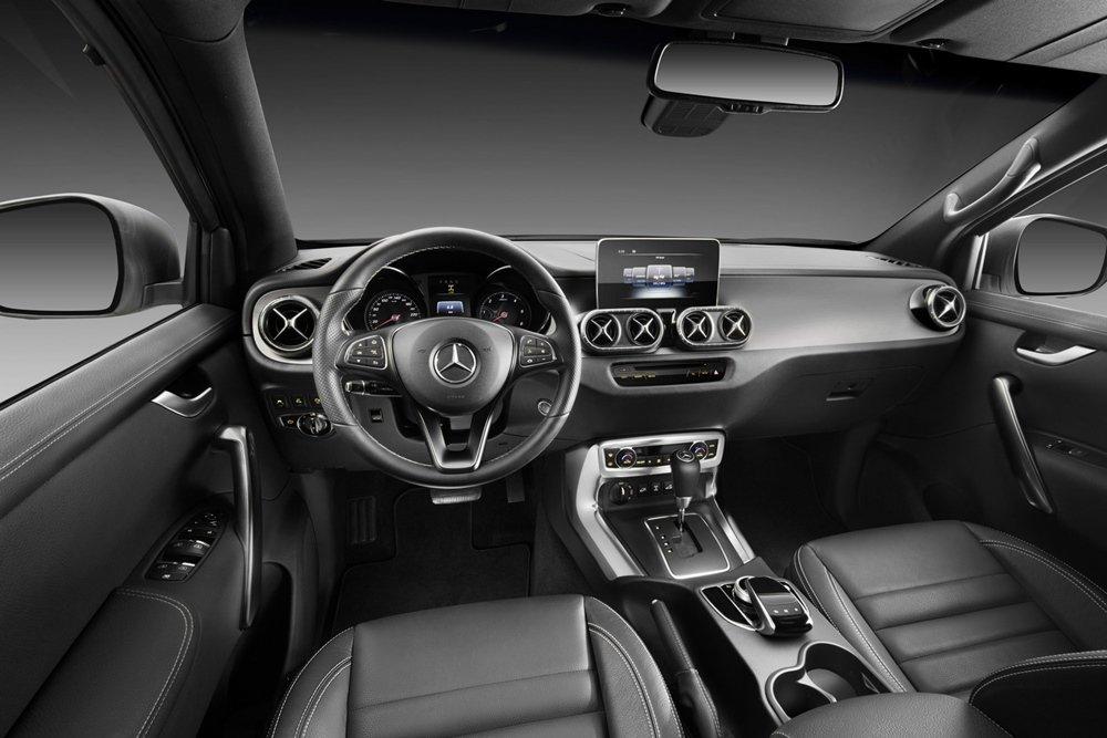 Mercedes-Benz X-Class -3