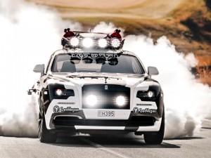 Rolls-Royce Wraith-1