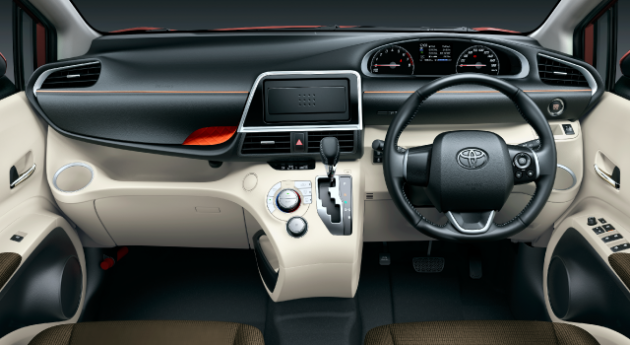 Toyota Sienta -5