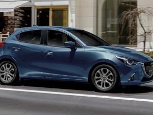 Mazda 2 ไมเนอร์เชนจ์ 2017-2